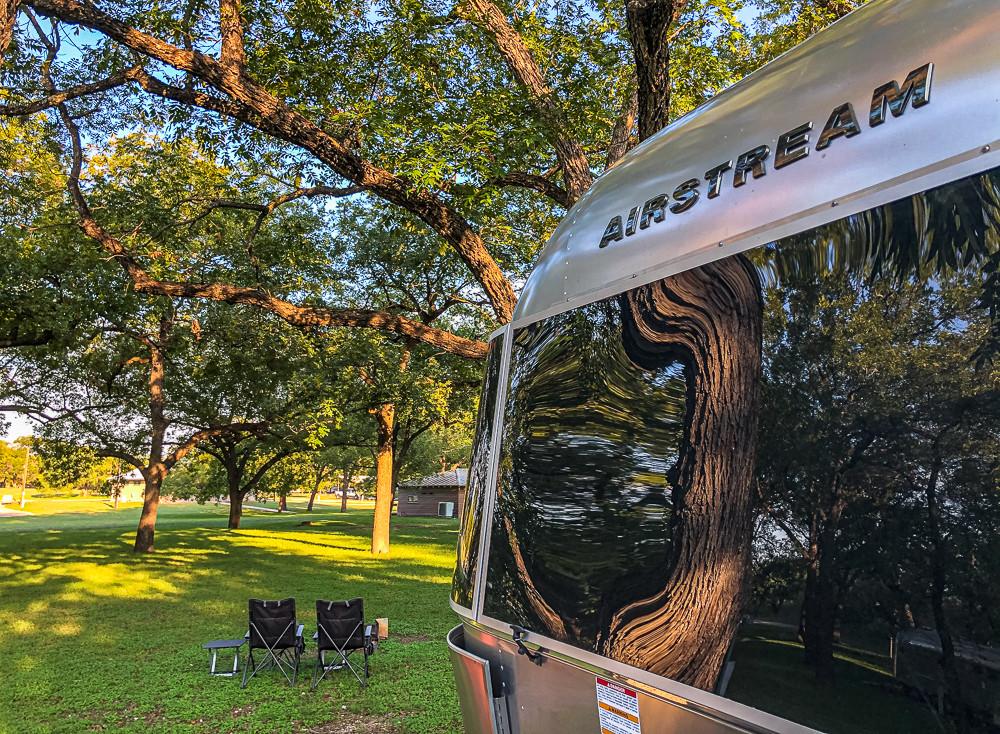Priscilla - our Airstream