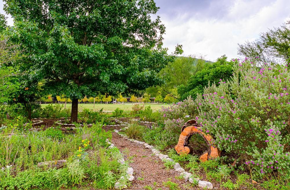 Native Garden @ Visitor Center