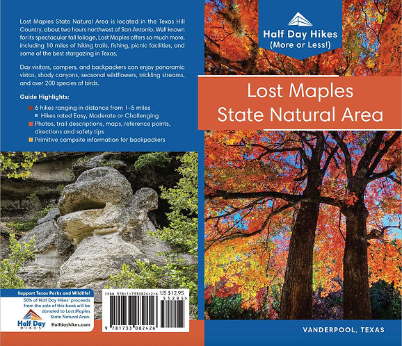 Lost Maples Hiking Guide