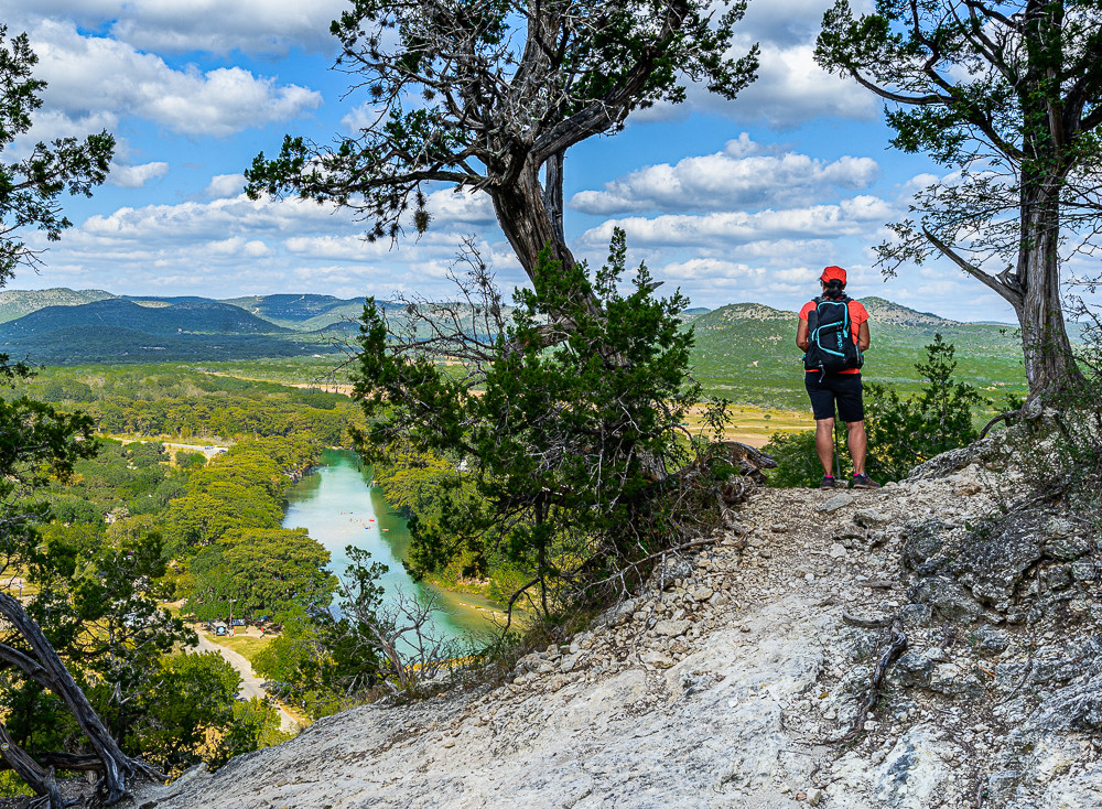 Old Baldy Trail View