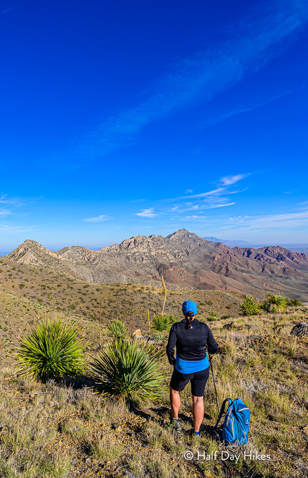 North Franklin Mountains Hike