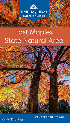 HDH - Lost Maples - Cover V2 - Web Site.
