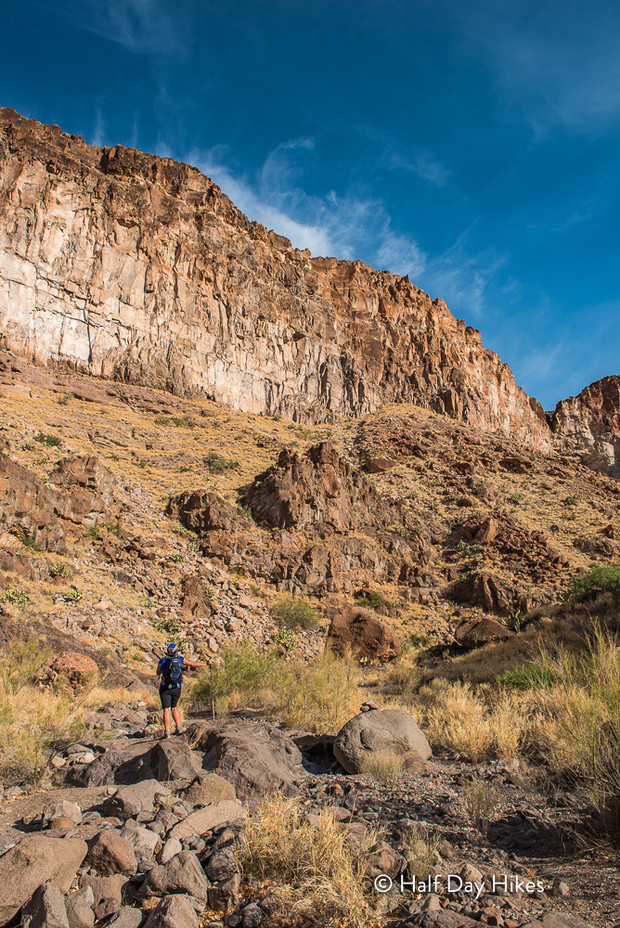 Rancherias Canyon