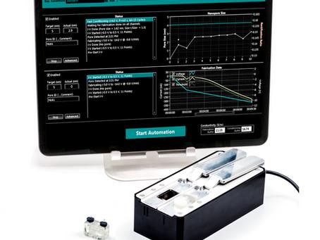 NNi Nanopore Fabrication Software Tutorial