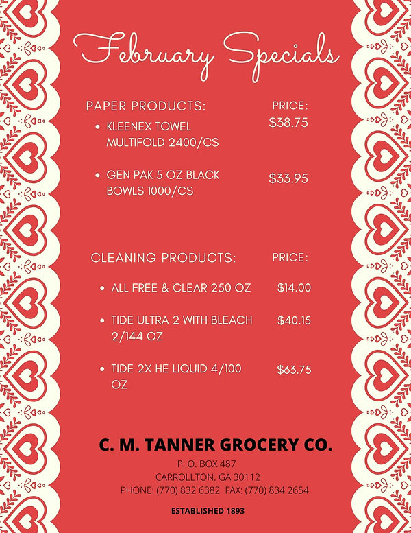 FEB SPECIALS PAPER AND CLEANING.jpg