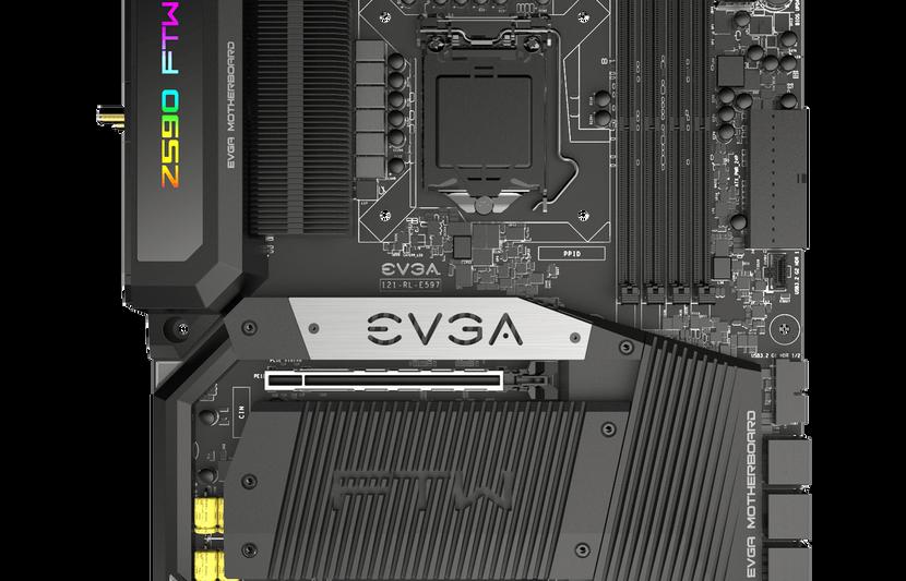 EVGA começa a montar placas-mãe para CPUs AMD