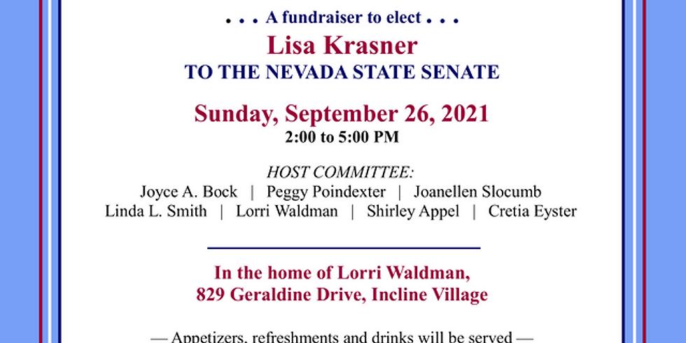 Fundraiser to Elect Lisa Krasner