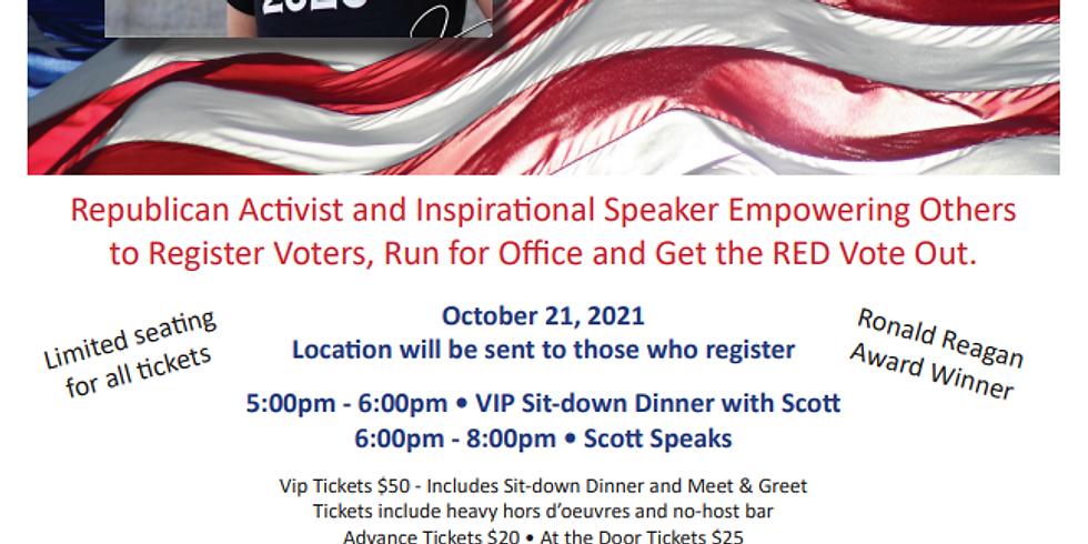 Republican Women of Reno Speaker Event with Scott Presler
