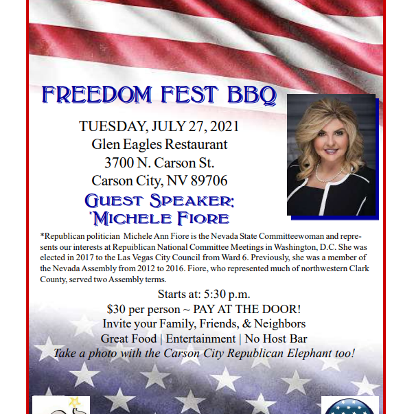 FREEDOM FEST BBQ