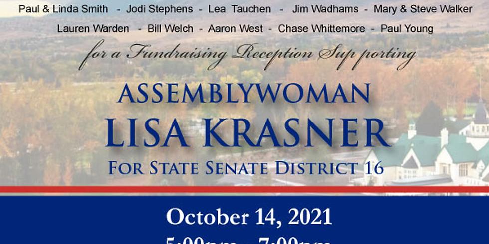 Fundraiser for Lisa Krasner for State Senate
