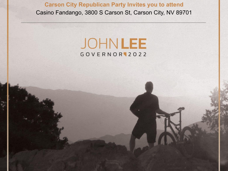 Meet and Greet John J. Lee - Republican Candidate for Governor