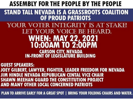 5/22/21 Assembly By the People for the People