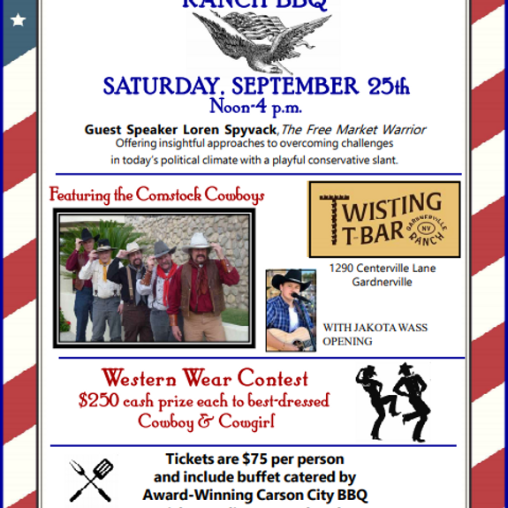 2021 Douglas County Republican Heritage Day BBQ