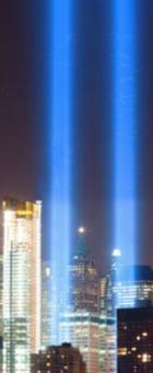 9/11 Memorial at Teixeira Pavilion