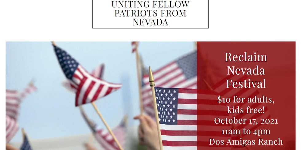 Reclaim Nevada Festival