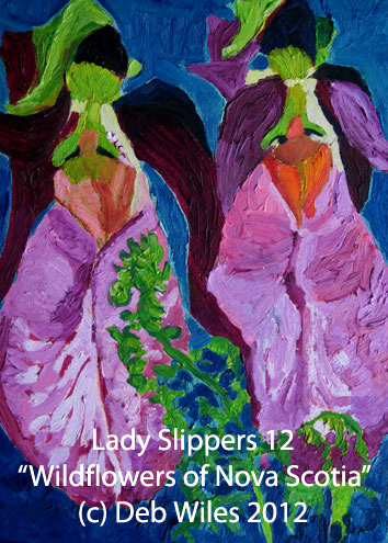 Lady Slippers #12