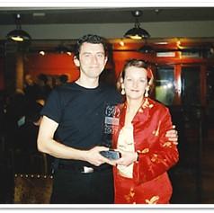 Comic's Comic Award for best MC