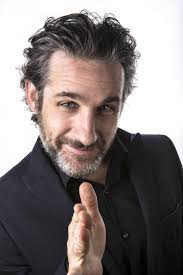 Comedian and friend, Tom Stade