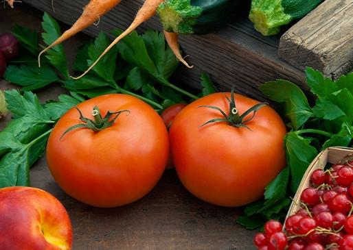 Les fruits & légumes : au moins 5 par jour, par exemple 3 portions de légumes et 2 fruits