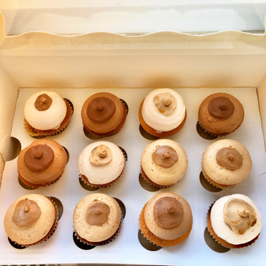 Double A Cup cakes