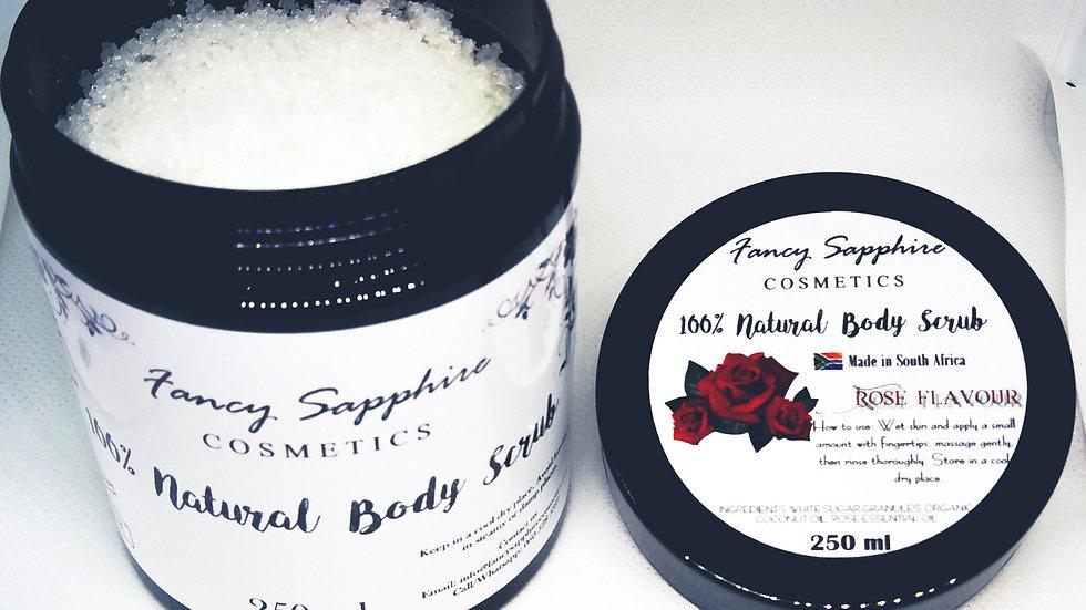 Body Scrub - Rose