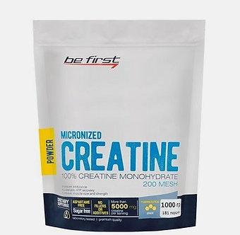 Be First Creatine Micronized Powder (1000г)