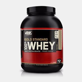 Optimum Nutrition Gold Standard 100% Whey (2270г)