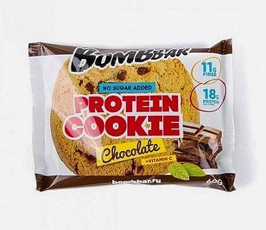 Bombbar Protein Cookie (протеиновое печенье)(60г)