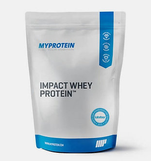 MyProtein Impact Whey Protein нат. вкус (2500г)