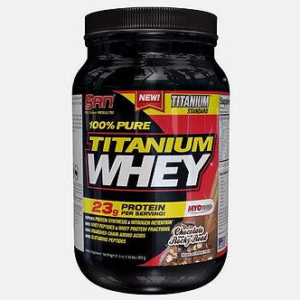 San 100% Pure Titanium Whey (909г)