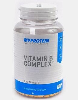 MyProtein Vitamin B complex (120таб)