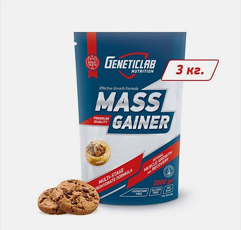 GeneticLab MASS GAINER (3000г)