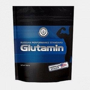 RPS Glutamine (500г)