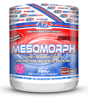 APS Nutrition Mesomorph (388гр)