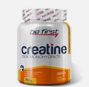 Be First Creatine Micronized Powder (300г)