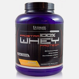 Ultimate Nutrition Prostar 100% Whey Protein (2390г)