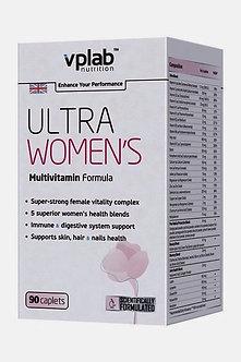 Vplab Nutrition Ultra Women's Multivitamin Formula (90таб)