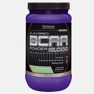 Ultimate Nutrition Flavored BCAA Powder 12000 (457г)