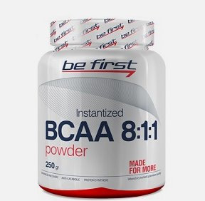 Be First BCAA 8:1:1 Instantized Powder (250г)