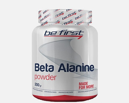 Be First Beta Alanine Powder (200г)