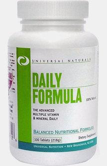 Universal Nutrition Daily Formula (100таб)