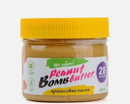 Bombbar Peanut Bombbutter (арахисовая паста)(300г)