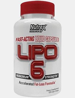 Nutrex Lipo 6 (120капс)