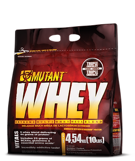 Mutant Whey (4540г)