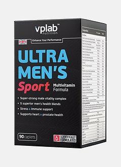 Vplab Nutrition Ultra Men's Sport Multivitamin Formula (90таб)