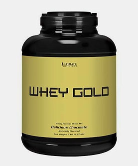 Ultimate Nutrition Whey Gold (2270г)