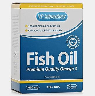Vplab Fish Oil 1000mg (60капс)