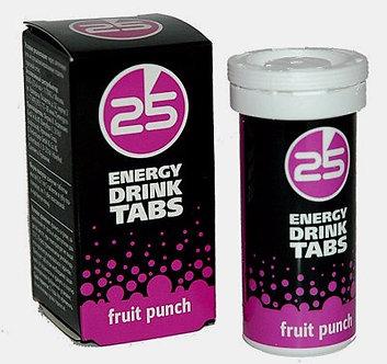 25 час Energy Drink Tabs (5таб)