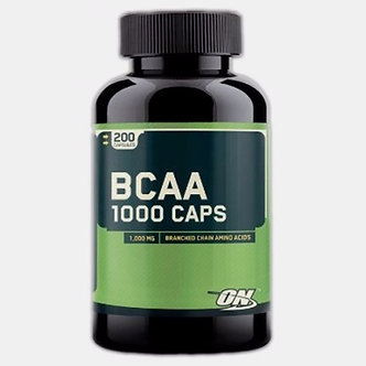 Optimum Nutrition BCAA 1000 (400капс)