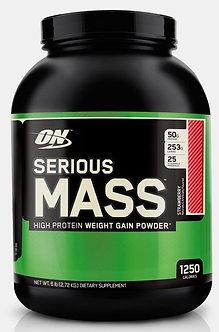 Optimum Nutrition Serious Mass (2727г)